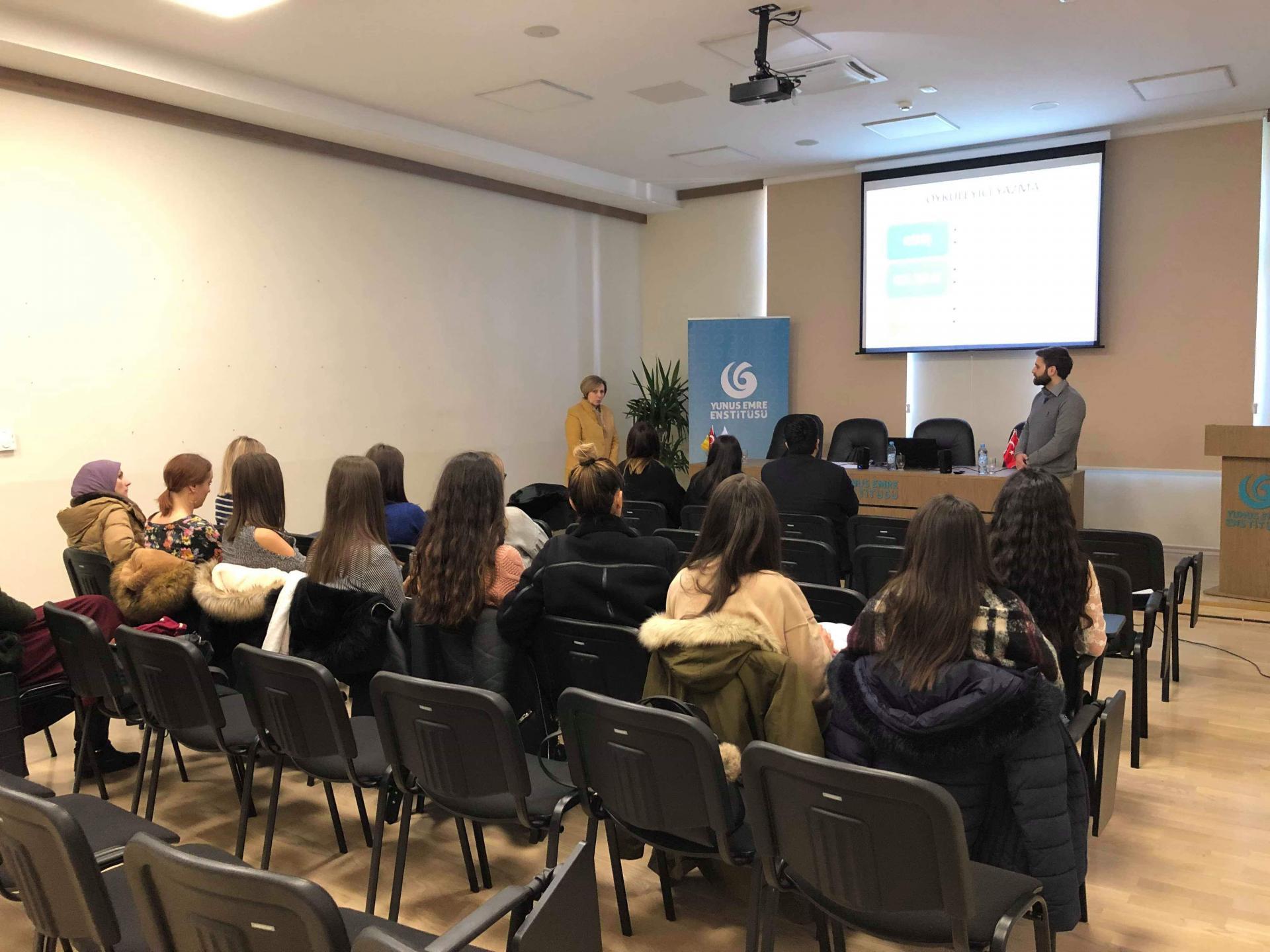 Seminar za profesore turskog jezika