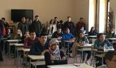 Takmičenje iz predmeta fizika održano 7.4.2018. u prostorijama UWC Mostar
