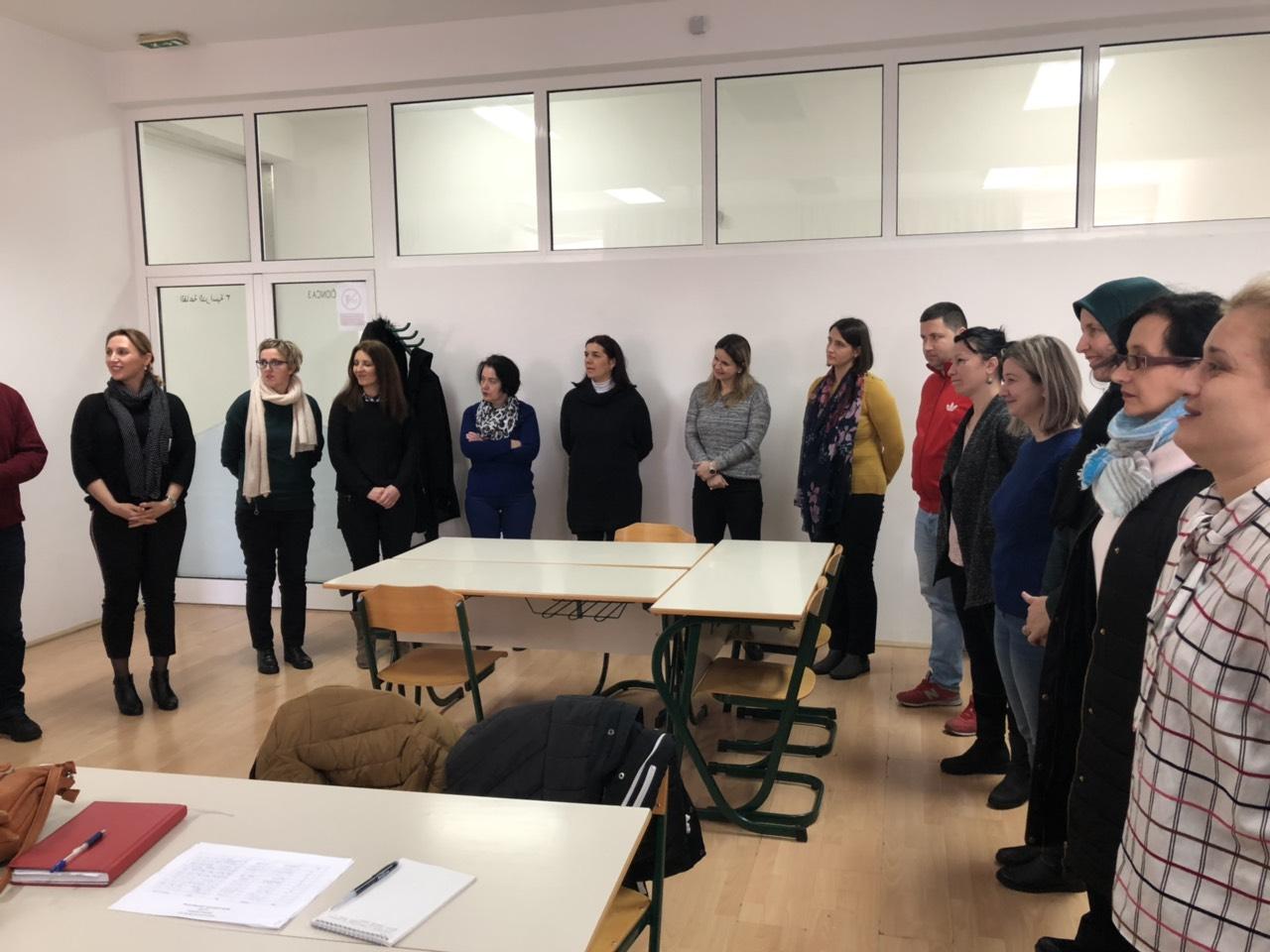 Seminar za nastavnike i profesore engleskog jezika