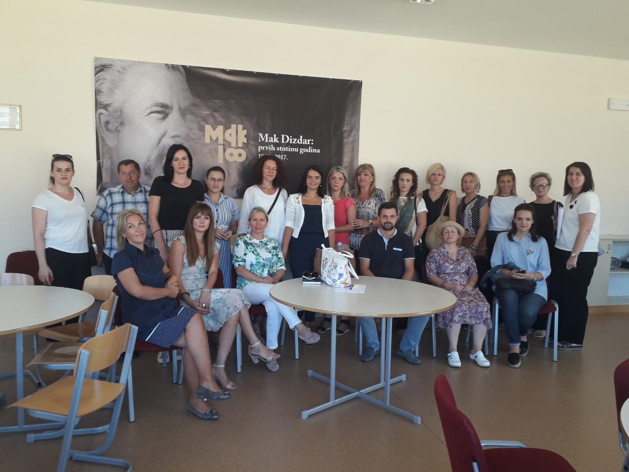 Aktiv stručnih saradnika osnovnih i srednjih  škola HNK-a